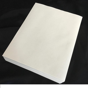 2020 passagem de negócio teste falsificados papel pena printinng lençóis de algodão sensação sem amido nenhum tipo impermeáveis ácido