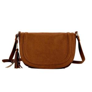 AMELIE Galanti 2020 Bolsa Bandoleira para as Mulheres Médio Mulheres Saddle sacos de ombro Crossbody Conveniente
