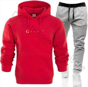 Womens Tracksuit Men Sweat Suits Brands Outfits Mens Track suits Jogger Suit hoodies Jacket + Pants Two Piece Sets leisure Females Clothes