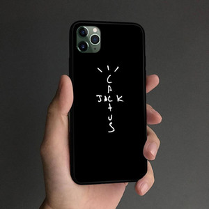 Cactus Jack Hiphop Fashion For Iphone Se 6 6s 7 8 Plus X Xr Xs 11 12 Mini Pro Max Soft Silicone jllUaW