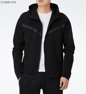 New Style Mit Kapuze Sportswear Casual winddichte Strickjacke CU4490