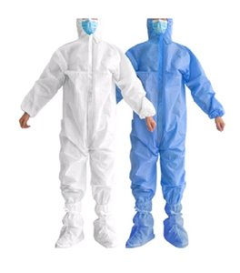 Protective clothing for isolation