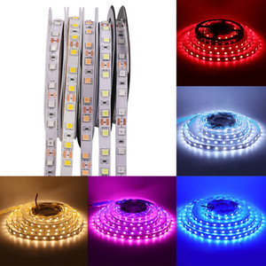 LED Strip 5054 SMD(5050 Upgraded) 5M 300 LED Non Waterproof Flexible LED Tape Light Super Bright, 2 times of brightness than 5050