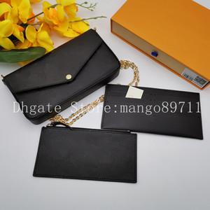 Monedero de mujer bolsa bolso bolsos de bolsas original código de fecha tarjeta de moda billeteras bolsas de telefono bolsas