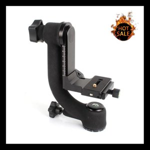 Bk-45 Panoramic 360 Degree Vertical Pro Gimbal Tripod Head 1 4 inch Screw For Dslr Camera Telephoto Lens Quick Release Plate