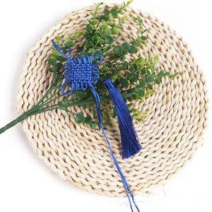 5 pz Nodi cinesi nappe manmade gioielli fai da te casa tessile tenda indumenti decorativi accessori pendenti nappe artigianali nappe h jllvuk