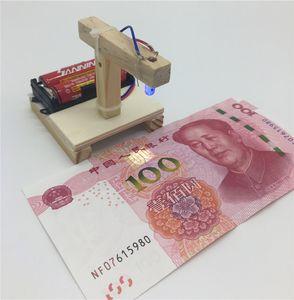 DIY Technology Небольшое производство Маленькое изобретение Toy Научный эксперимент Модель