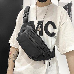 Chest Bag Couple Fashion Brand Girls Sports Satchel Casual Bag Messenger Campus Student Shoulder Waist