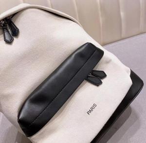 2020 Grandes Casais Capacidade Mochilas Man Moda Travel Bag Escola Estudante Bag Mulheres Idosas Mochila Canvas