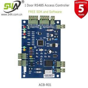 Parmak İzi Erişim Kontrolü Tek Kapı Yönetimi Yazılımı için RS485 İletişim Kontrol Kurulu1