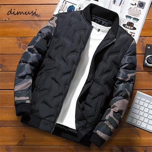 Winter Men Bomber Jacket Casual Cotton Thick Warm Parkas Coats Male Thermal Outwear Windbreaker Jackets Clothing 4XL