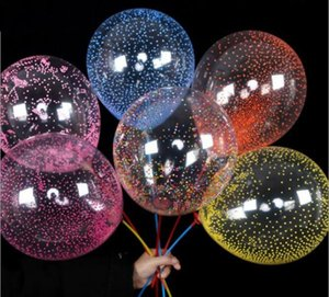 With pillar magic balloon, 10 inch round bubble balloon latex ball wedding day birthday party decoration, Free DHL