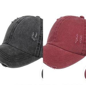 zEId Adult Baseball Caps Cotton Adjustable Mens For Fashion-Designer Hats Wovens Curved Sports Strapbacks Blank Solid Sun Visor