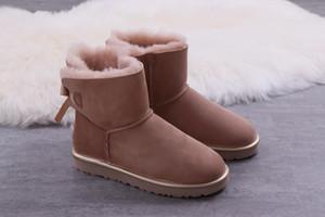 2020 أستراليا WGG الأسترالية أحذية النساء التمهيد الشتاء شبشب بوتاس الأستراليان الفراء التمهيد WO 207U #
