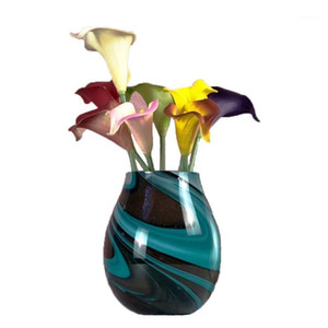 DIY Projects Home Decor Artificial Plant Flower Arrangement Material Flowers High Quality Hand-feeling Common Callas1