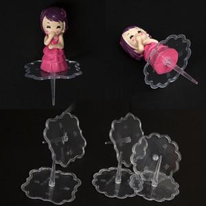 c3T7p bebek süsleme aksesuarları pişirme ve pasta desteği alt dekorasyon şeffaf plastik süs Cake accessoriesbase accessoriesBaking