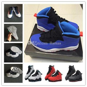 Tinker Racer Blue 10s Cement Westbrook Boys Mens Trainer Basketball Shoes I'm Back Black White Men Designer Athletic Sport Sneakers