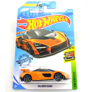 720S Hot Wheels 1:64 Car McLAREN SENNA P1 Collector Edition Metal Diecast Model Cars Kids Toys Gift