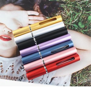 Top Quality 5ml Empty Perfume Glass Bottle Refillable Aluminum Spray Makeup Atomizer Womens Atomiser Sprayer Tra qylbzR