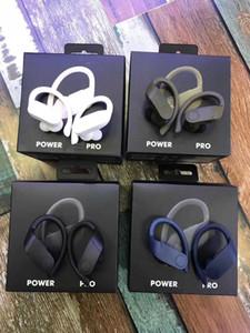 Designer TWS fone de ouvido sem fio bluetooth gancho de gancho fones de ouvido esportes estilo fone de ouvido com compartimento de charing 4 cor