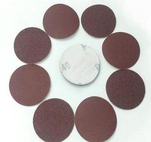 WHISS 3 inç Zımpara Kağıdı Alüminyum Oksit Parlatma Pedi Taşlama Disk Sandpaper Parlatıcı Mat 40-2000 Grit Abrasiv Bbyvnn Soif