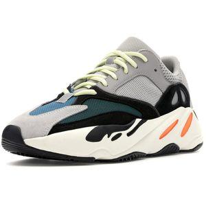 Kany Мужчины кроссовки кроссовки для женщин тренеров бегунок статический тройной черный белый твердый серый серый Azael спортивные кроссовки