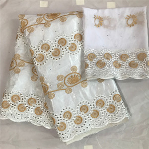 bazin riche brocade 2019 nouveau basin riche brocade jacquard brocade fabric tissu african dry lace fabrics 5+2yards