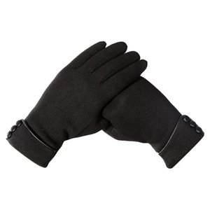 Sagace moufles 2020 Hot Sale hiver Fourreau Casual Bionic en cuir Mitaines Sports de plein air Gants d'équitation coupe-vent chaud Luva