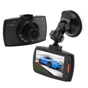 """سيارة ميني DVR كاميرا 2.4 """"G30 HD 1080P كاملة 120 درجة Dashcam المسجلين مسجل فيديو G الاستشعار مسجلات الفيديو الرقمية كاميرا داش"""