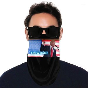 Seamless Magic Bandana We The People 2020 Neck Warmer Tube Shield Gaiter Scarf Face Headband Snowboard Bicycle Headwear1