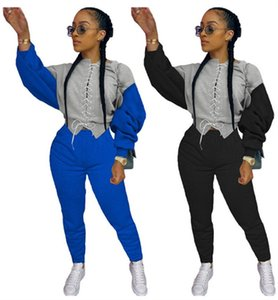 Womens designer tracksuit jacket leggings 2 piece set outfits outerwear tights sport suit long sleeve cardigan pants klw5256