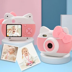 HD kids toys Mini Camera Kids Cartoon Cute 1080P Toys Outdoor Photography Take Picture 1080P kamera camera hout