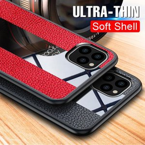 Hot Phone Case For iPhone 11 Pro X XS XR Max 8 7 Plus Fashion Porsche PU leather Cover Hard PC Shockproof Shell