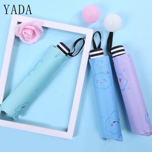 Yada Creative Design Nubi modello pieghevole Rainy UV ombrello antipioggia Protezione solare Ombrellino Good Mood nube ombrello Yd138 yxliwj