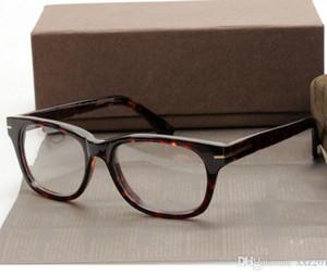 Lunettes classiques Cadre51-17 Haute Qualité Pure-Plank Full-Rim pour lunettes sur ordonnance Lunettes de lunettes Case Full-Set Wholesale Freeshaping