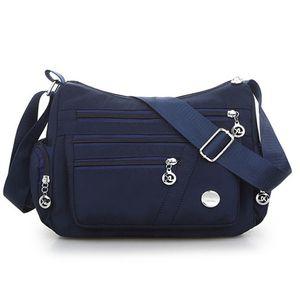 HH New New Women Bag Nylon Waterproof Messenger Bags For Lady Crossbody Shoulder Bag Casual Handbags High Quality 4545278