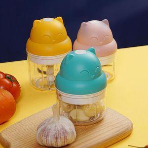 Mini Electric sem fio carne moedor liquidificador esmagado bebê suplemento comida processador de alimentos kitche byixu