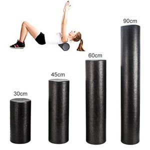Massaggio a rulli a rullo di yoga EVA Fitness Foam Roller Massage Pites Body Esercizi per il corpo Gym with Trigger Punti Formazione