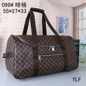 2020 NOUVEAU! Marque Sacs homme Mode femme sac Voyage sac de voyage, les designers de la marque bagages sacs à main grand sac de sport capacité Livraison gratuite