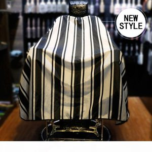 2021 fashion Pro Hairdressing Cape Hair Cutting Trimmer Gown Apron Cloth for Salon Barber Wraps Capes
