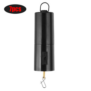 7x Battery Motor Turning Wind Wind Motor For Wind Outdoor Decor