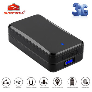 3G GPS Tracker Car Tracking Device Magnetic AT6 2 Years Standby Waterproof IPX5 GPS Car Tracker Vehicle Google APP Track