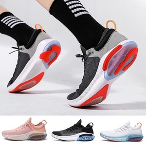 New Design Mens Womens Air Cushioning Running Outdoor Sports Shoes Breathable Mesh Athletic Sneakers 201017