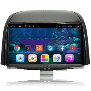 Roadlover Android 6.0 سيارة GPS Player Player for Koleos 2009 2010 2011 2012 2013 2013 2020 2020 ستيريو لا DVD 2 DIN1