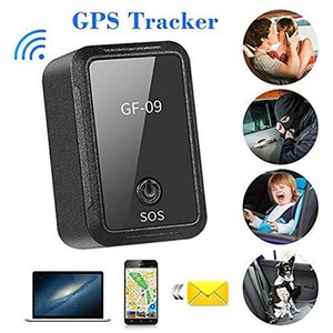 Mini Car GPS Tracker APP Remote Control Real-time Tracking Voice Recorder Anti-Theft Device For Vehicle Car Person Location
