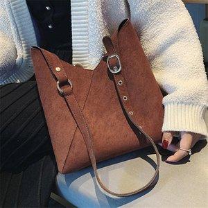 Gommage Big Sacs à bandoulière pour les femmes Designer Croix Voyage solide Vintage Body Seau Sac en cuir PU Grand luxe Sacs à main Sacs à main
