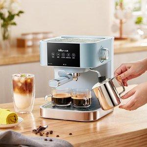 Coffee Torreggiatori per caffè espresso macchina semiautomatico piccolo Tipo di vapore 15bar latte vapore