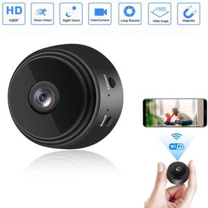 1080P A9 mini cámara inalámbrica Wifi Acción Smart Home Seguridad P2P Micro video de la videocámara a distancia Casa Inteligente