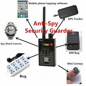 Ошибка G318 беспроводного сигнала детектора Анти- Bug детектор GPS Location Finder Tracker Частота сканирования Sweeper Protect Security upxY #