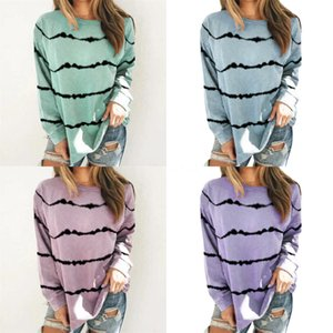 Preppy Web Celebrity New Autumn Winter Sweater For Women Round Neck Pullover Sweater Over Loose Top For Women#709